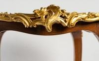 Petite Table de style Louis XV Estampillée Sormani