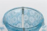 Vase ailettes papillon de René Lalique