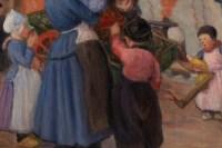 Augustin HANICOTTE   (Béthume, 1870 – Narbonne, 1957)  français