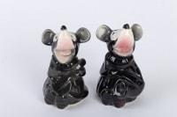 Salière et poivrière Mickey Mouse 1940