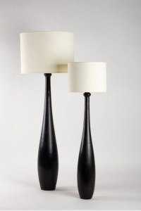 1960 Set of two Lamps, Edited by Roche Bobois, France