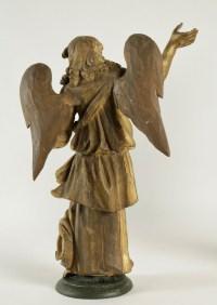 Paire d'anges céroféraires – Italie 17ème siècle