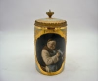 Chope En Porcelaine De Vienne