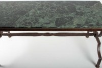 table basse de Gilbert Poillerat