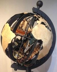 Globe marine par Raoul W