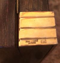 Boite à Cigares par Boin-Taburet d'époque Art Déco