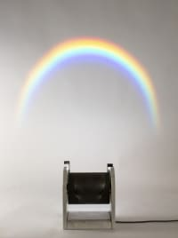 Lampe « Arc-en-ciel » d'Andrea Belossi