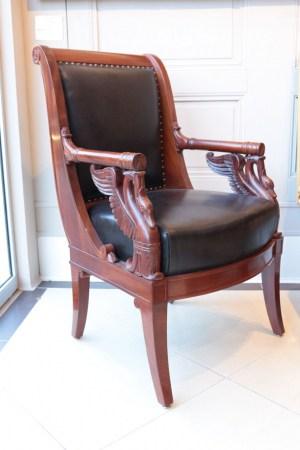 Important fauteuil par Pierre-Antoine Bellangé (1757-1827)