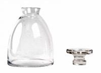 """Service """"Lille"""" verre blanc de René LALIQUE - 25 pièces"""
