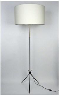 1950 Floor Lamp by Maison Arlus