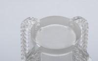 "René LALIQUE : Vase  ""Marignane"""