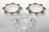 """Lalique :Cendrier """"Fauvettes"""""""