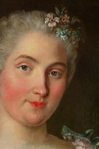 Portrait de Pauline Cadeau de Cerny.