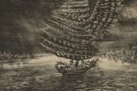 Lithographie Originale de CLAYETTE, 3/100