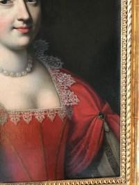 Peinture sur toile, école française 1630. Ref: Charles 05