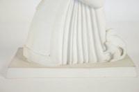 Sculpture en porcelaine,  Manufacture de Sèvres & Anie Mouroux - céramique année 30