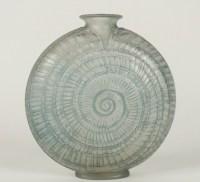 René Lalique (1860-1945) Vase escargot