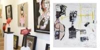 La Galerie SEBBAN expose le peintre Monsieur JAMIN « En grande pompe »