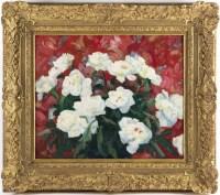 Henri Julien DUMONT  (Beauvais 1859, Paris 1921) Peintre impressionniste.