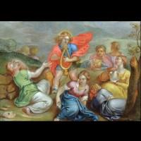 Apollon et les Muses – Atelier Jan van Balen (1611 – 1654)