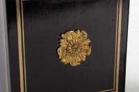 Paire de socles de style Louis XIV 19e siècle