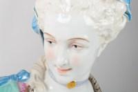 Paire de Bustes seconde moitié du 19e siècle de VION et BAURY