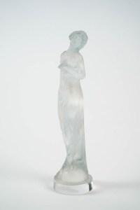 """R.Lalique Statuette"""" Moyenne Nue"""""""