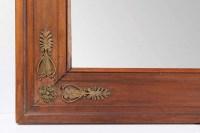 Miroir italien de style Empire