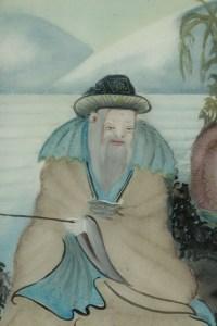 Paire de Sous -Verre, Art d'Asie