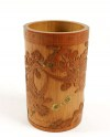 A Fine Bamboo Brush Pot