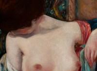 Yasushi TANAKA (Sataima, 1886 – Paris, 1941)  École de Paris- Peintre japonais .