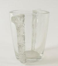 """RENE LALIQUE (1860-1945) Vase  """"Honfleur"""""""