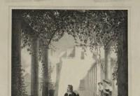 Lithographie, Gravure, Maison de Tasso Torquato
