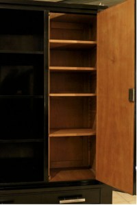 1940s Bookcase by Rene Gabriel
