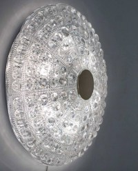 1950s Pair of Arlus Dome or Sconces