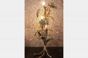 Lampe mimosa attribuée à BAULT