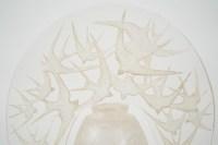 """René Lalique """"Hirondelles """" Veilleuse"""