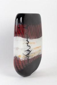 Alain et Marisa BEGOU - Sculpture en verre soufflé