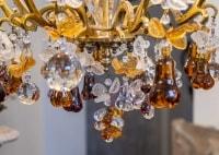 Lustre à fruits cristal Galerie De Santos