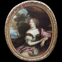 Anne Marie Louise d'Orléans vers 1660 – Atelier de Pierre Mignard