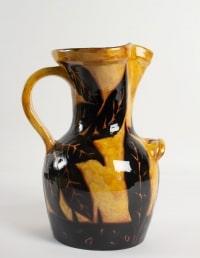 Jean Lurçat ( 1892 - 1966 ) - grand pichet en faïence, céramique année 50