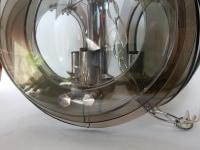 1970′ Lustre Fontana Arte H 27 Diamètre 40 CM