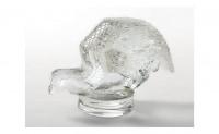 "René Lalique : ""Pintade "" Mascotte"