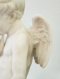 L' Amour Menaçant Par Étienne Maurice Falconet (1716-1791)