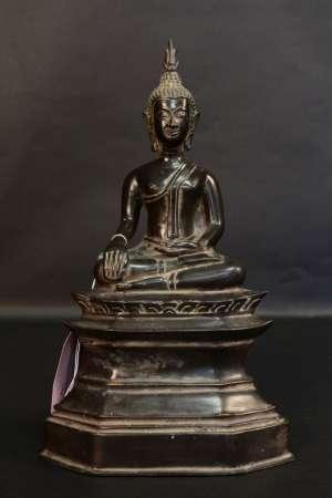 Bouddha Lao Yuan XVIIIe siècle