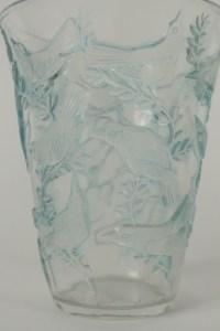René Lalique (1860-1945) Vase GRIVES