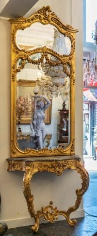 Miroir console NIII