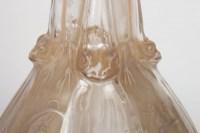 """René Lalique : Carafe """"Sirènes et Grenouilles"""""""