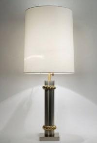 "Lampe ""modèle Florence"" de Chrystiane Charles Maison Charles 1970"