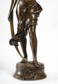 Etoile du Berger ,Bronze ,1890.